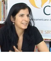 Catholic Universities: María Rosa Tapia